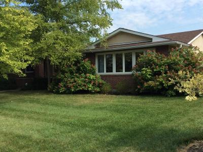 Columbus Single Family Home For Sale: 2356 Haviland Road