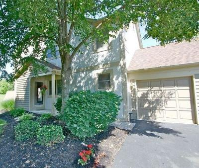Westerville OH Condo For Sale: $152,000