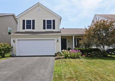 Blacklick Single Family Home Contingent Finance And Inspect: 8661 Lovell Lane