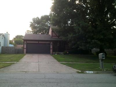 Reynoldsburg Single Family Home For Sale: 423 Brice Road