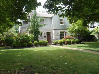 Bexley Single Family Home For Sale: 307 N Ardmore Road