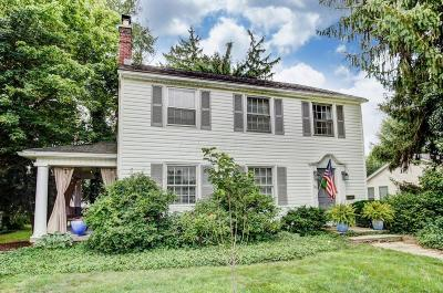 Newark Single Family Home Contingent Finance And Inspect: 781 Granville Road