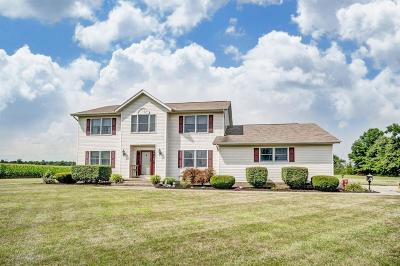 Union County Single Family Home Contingent Finance And Inspect: 20400 Hoover Bault Road