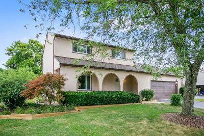 Grove City Single Family Home For Sale: 5652 Cloverleaf Court
