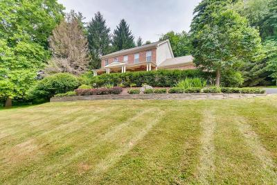 Granville Single Family Home For Sale: 1991 Cambria Mill Road