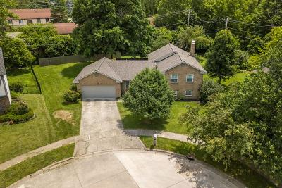 Columbus Single Family Home For Sale: 3238 Noreen Court