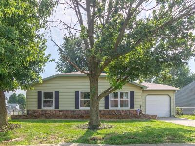 Columbus Single Family Home For Sale: 4006 Millstone Road