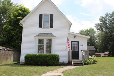 Union County Single Family Home Contingent Finance And Inspect: 319 W 9th Street