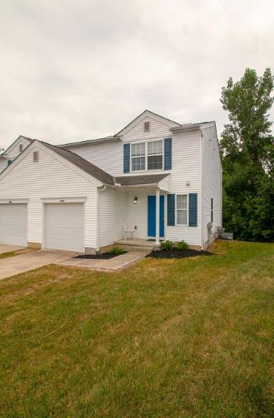 Columbus OH Single Family Home For Sale: $122,500