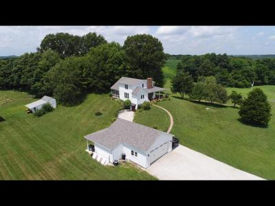 Perry County Single Family Home For Sale: 3339 Township Road 186 SW