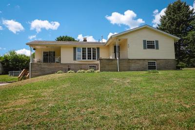 Carroll Single Family Home For Sale: 3061 Kauffman Road NW