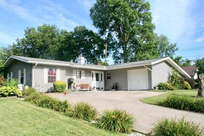 Single Family Home For Sale: 7743 Eastwood Street