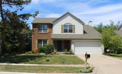 Dublin OH Single Family Home Contingent Finance And Inspect: $274,900