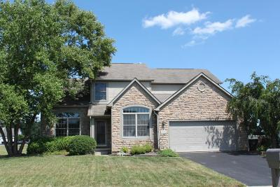 Pickerington Single Family Home For Sale: 12934 Pacer Drive