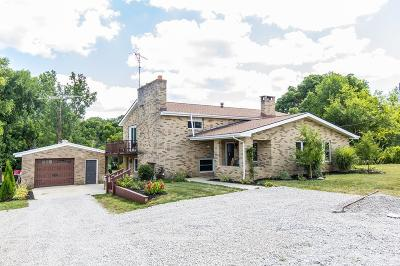 Mount Vernon Single Family Home For Sale: 9486 Sycamore Road