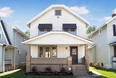 Single Family Home For Sale: 1159 S Champion Avenue