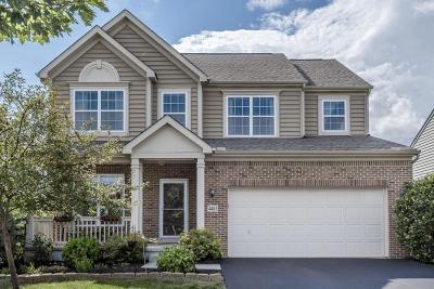 Grove City Single Family Home For Sale: 4483 Perrin Street