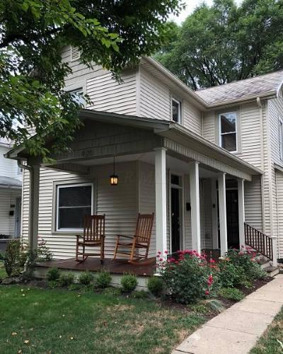 Lancaster Single Family Home For Sale: 420 Washington Avenue