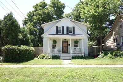 Westerville Single Family Home For Sale: 15 W Park Street