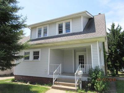 Newark Single Family Home For Sale: 21 S 22nd Street