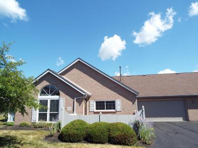 Hilliard Condo Contingent Finance And Inspect: 2471 Meadow Glade Drive