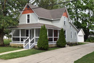 Union County Single Family Home For Sale: 846 W 6th Street