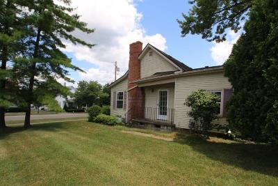 Centerburg Single Family Home For Sale: 177 W Main Street