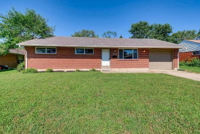 Single Family Home For Sale: 1857 Steckel Road