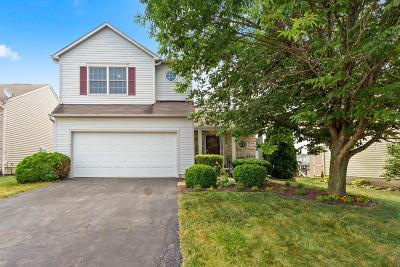 Canal Winchester Single Family Home For Sale: 5336 Shotgun Drive