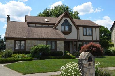 Westerville Single Family Home For Sale: 5147 Flintrock Drive