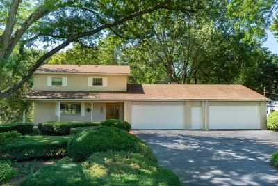 Columbus Single Family Home For Sale: 2987 Greenvale Drive