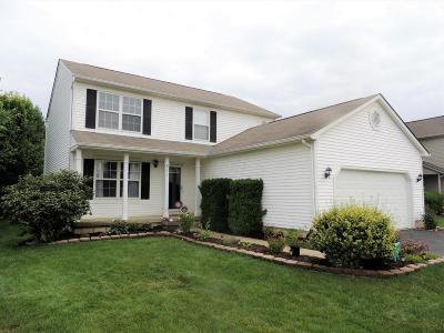 Single Family Home For Sale: 931 Brittany Drive