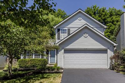 Columbus Single Family Home For Sale: 6008 Wexford Park Drive
