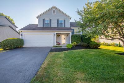 Columbus Single Family Home For Sale: 6281 Riverstone Drive