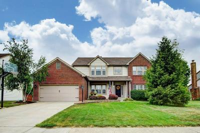 Westerville Single Family Home Contingent Finance And Inspect: 6871 Pine Hollow Drive