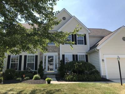Hilliard Single Family Home Contingent Finance And Inspect: 3199 Kaylyn Lane