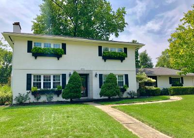 Single Family Home For Sale: 1771 Tremont Road