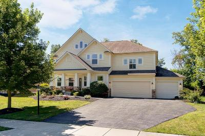 Lewis Center Single Family Home Contingent Finance And Inspect: 3030 Autumn Applause Drive