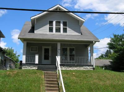 Newark Single Family Home For Sale: 462 Clarendon Street