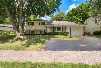 Columbus Single Family Home For Sale: 5672 Linworth Road
