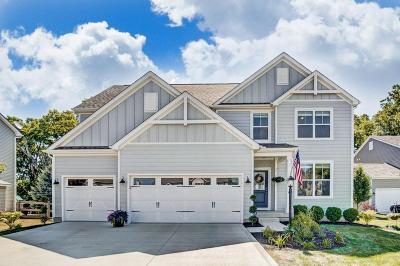 Pickerington Single Family Home For Sale: 168 Monebrake Drive