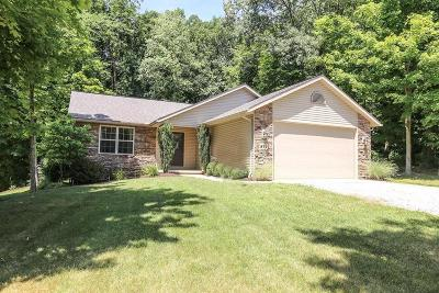 Howard Single Family Home Contingent Finance And Inspect: 877 Royal Circle