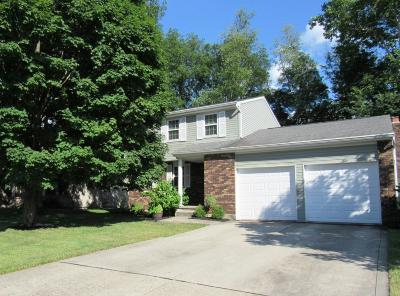Single Family Home For Sale: 8095 Priestley Drive