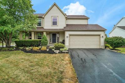 Pickerington Single Family Home For Sale: 796 Manchester Court