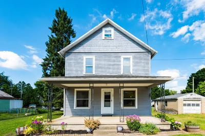 Utica Single Family Home For Sale: 125 S Washington Street