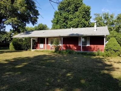 Pataskala Single Family Home For Sale: 11028 Mill St Avenue