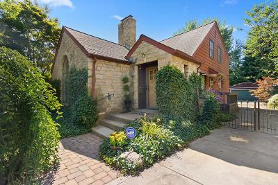 Clintonville Single Family Home Contingent Finance And Inspect: 475 E North Broadway Street
