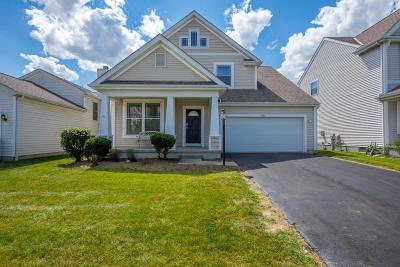 Blacklick Single Family Home For Sale: 1151 Willow Oak Drive