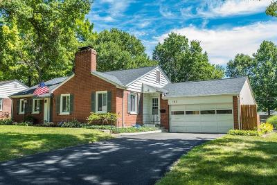 Clintonville Single Family Home Contingent Finance And Inspect: 183 Fairlawn Drive