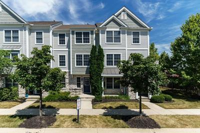 Dublin Condo Contingent Finance And Inspect: 5458 Bull Creek Drive #105